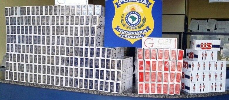 São Paulo movimenta R$ 3 bilhões com cigarros ilegais