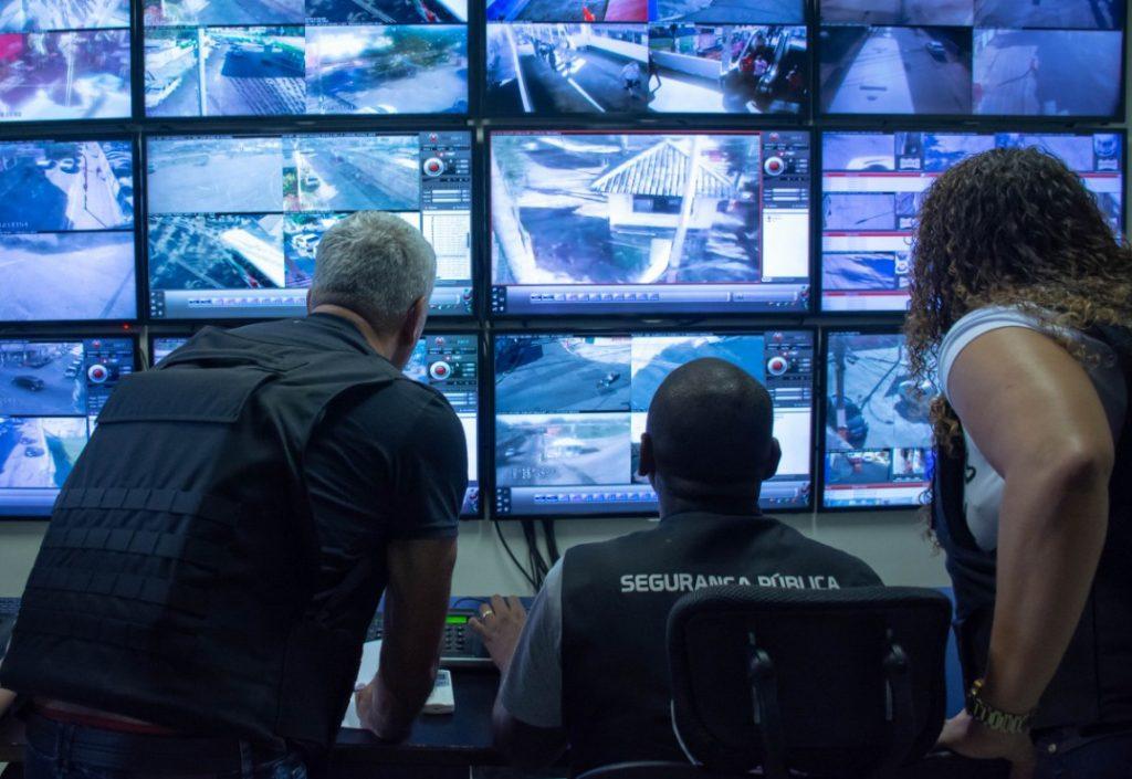 Centro de Monitoramento toma conta de Nilópolis