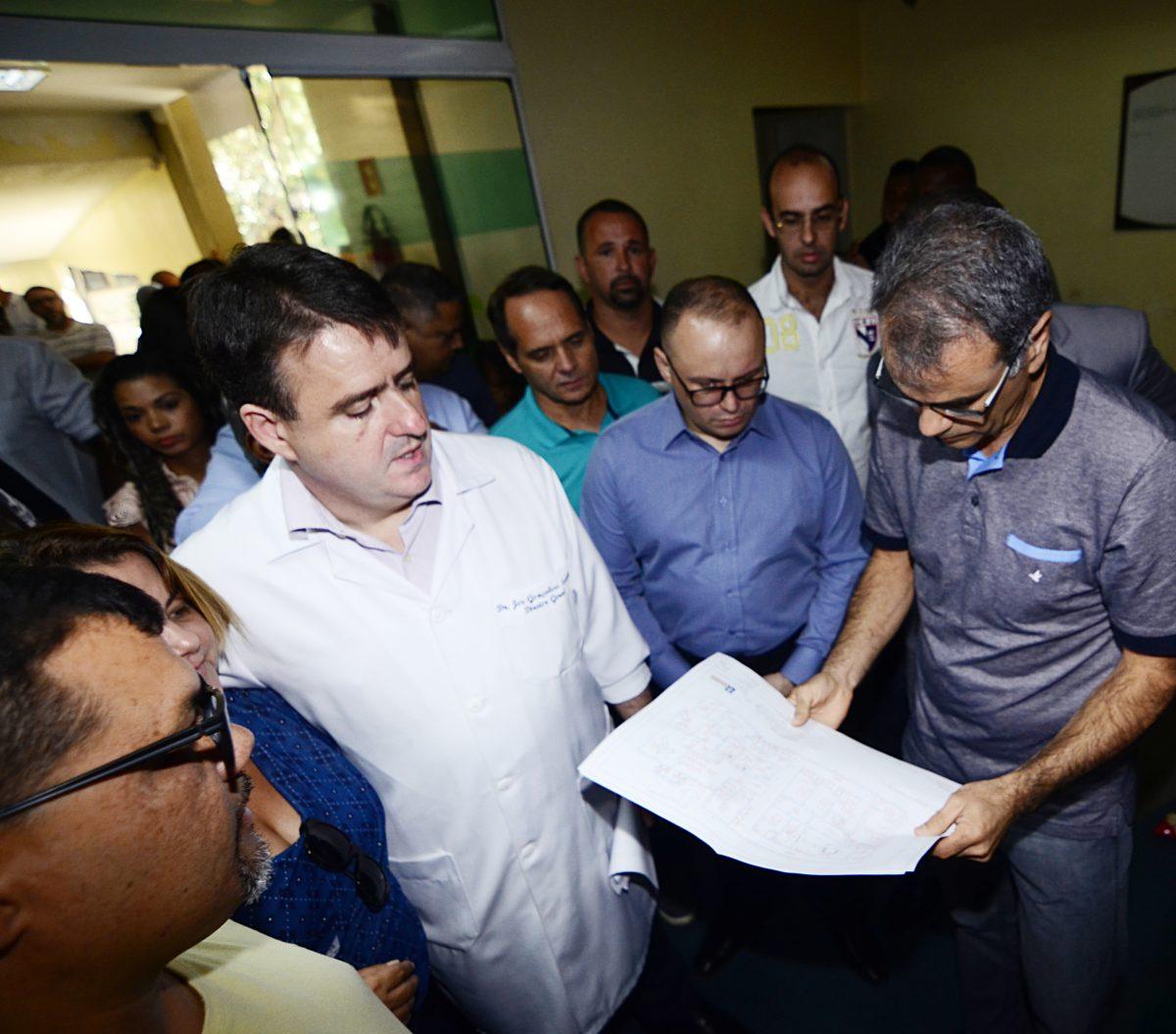 Hospital da Posse vai ganhar novo Centro de Imagem