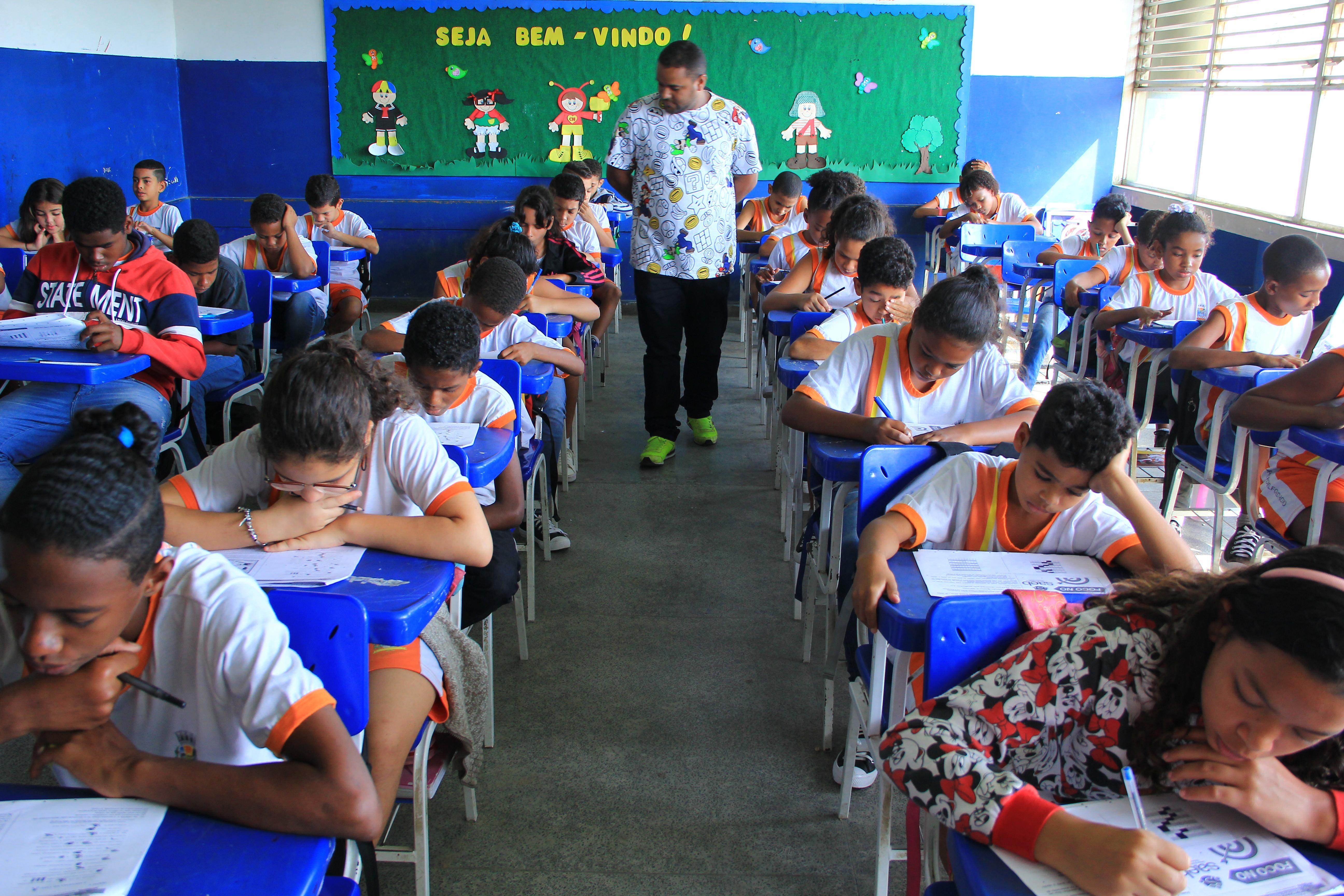 Belford Roxo: Educação aplica simulado para mais de 10 mil alunos