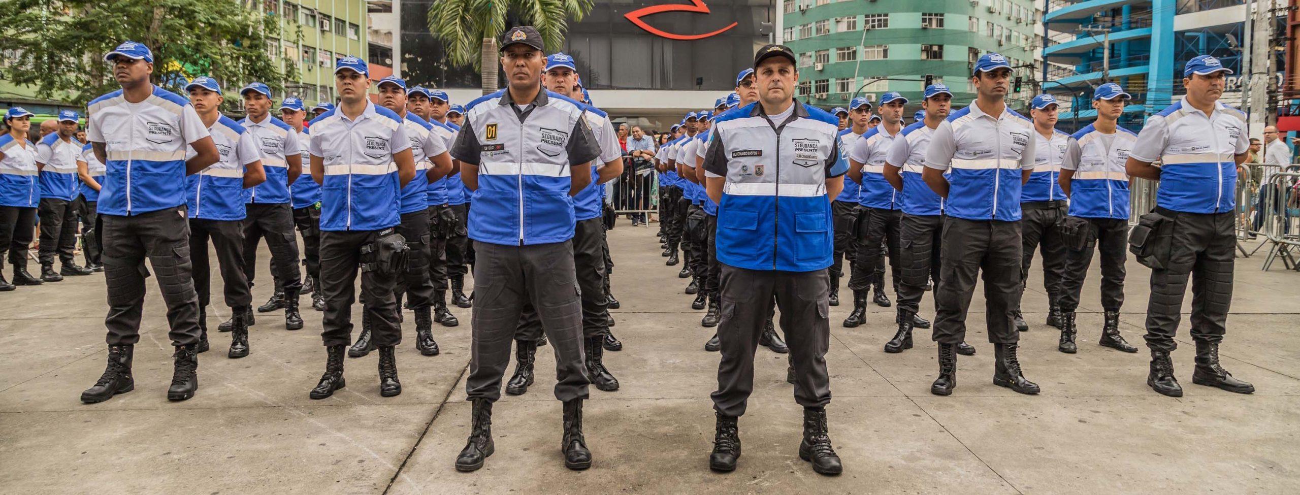 Estado implanta Segurança Presente em Caxias