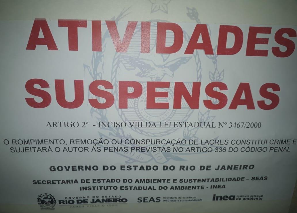 Lixo de Rio das Ostras terá de ser descartado agora em outra cidade: aterro sanitário local foi interditado pelo Instituto Estadual do Ambiente