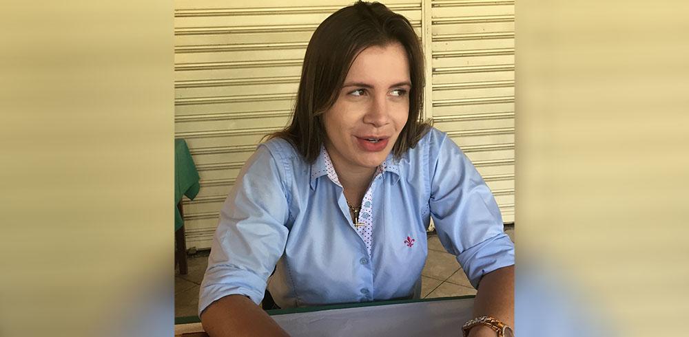 Neta de Nelson do Posto é pré-candidata em Guapimirim
