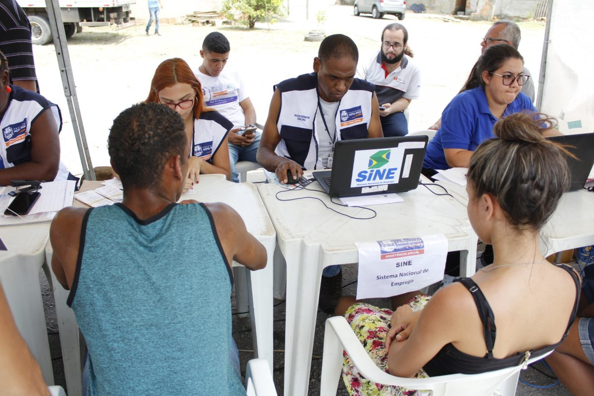 Nova Iguaçu: 'Prefeitura Presente' levou serviços de saúde, educação e assistência social aos moradores do bairro Rodilândia