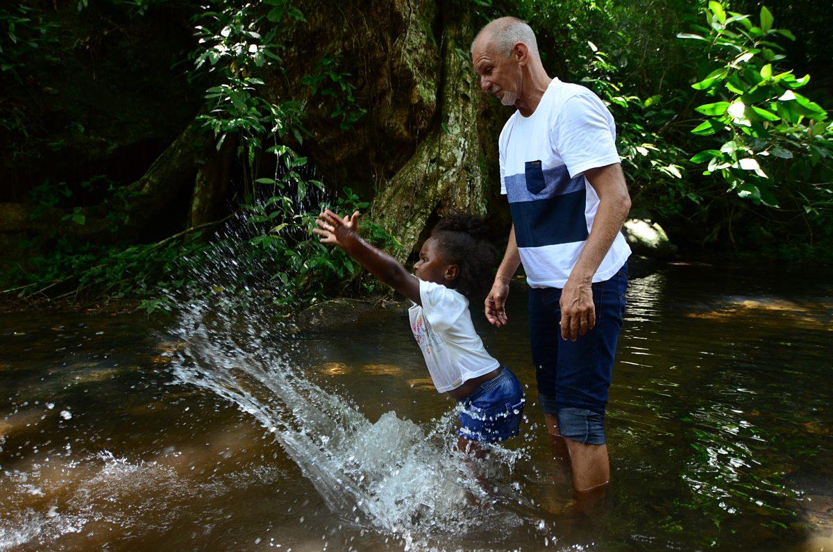 Um encontro inclusivo com a natureza em Nova Iguaçu