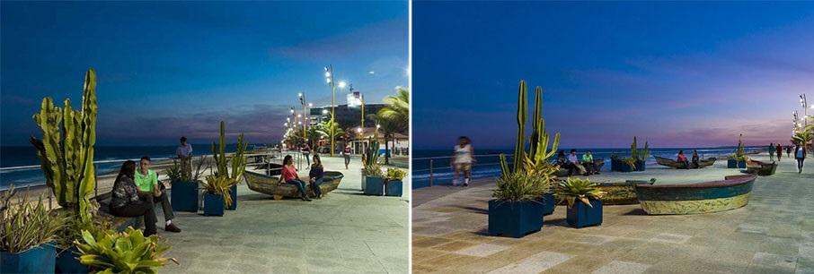 Mais limpa que a cidade vizinha, Macaé vem atraindo visitantes que antes se destinavam às praias de Rio das Ostras