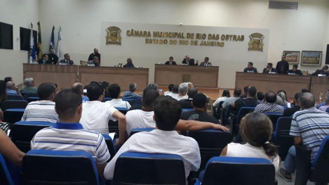 Câmara de Rio das Ostras tira R$ 2 milhões do seu orçamento para ajudar no enfrentamento da crise imposta pelo coronavírus