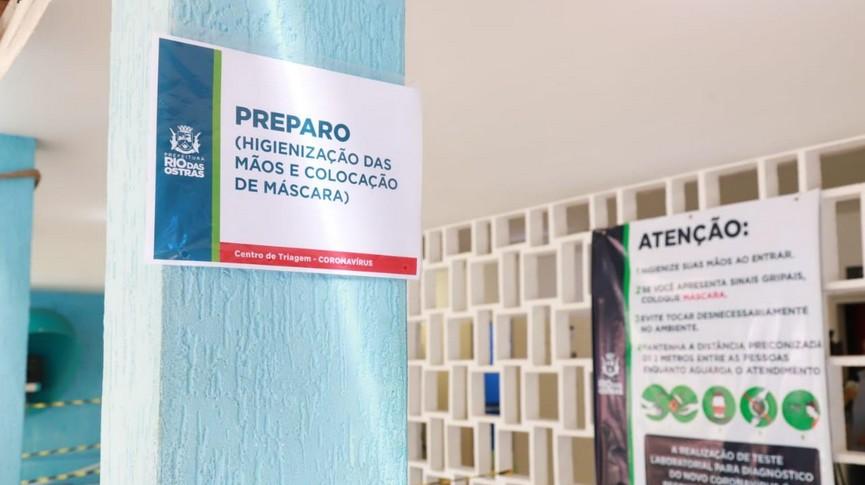 Com dois casos confirmados, Rio das Ostras demora 20 dias para implantar Centro de Triagem para casos suspeitos de coronavírus