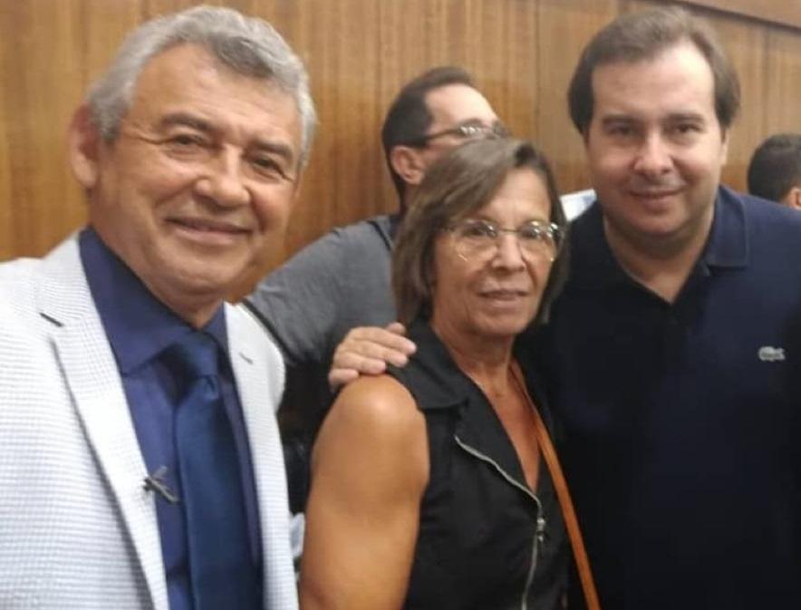 Se confirmado, adiamento das eleições  será a salvação para ex-prefeita de Paty que assim estará na disputa para voltar ao poder