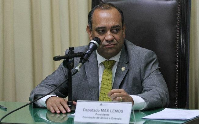 MDB pede mandato de Max Lemos por infidelidade partidária