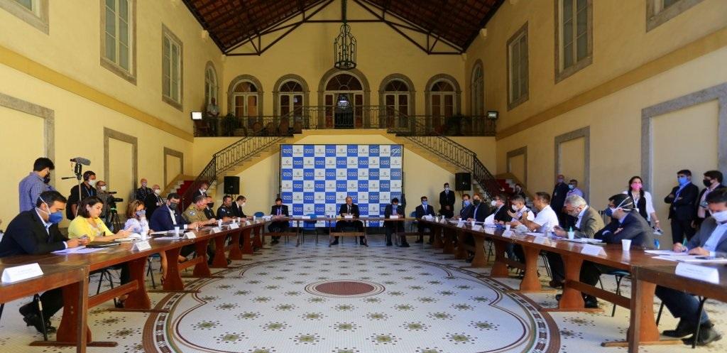 Governo Rio prepara reabertura da economia
