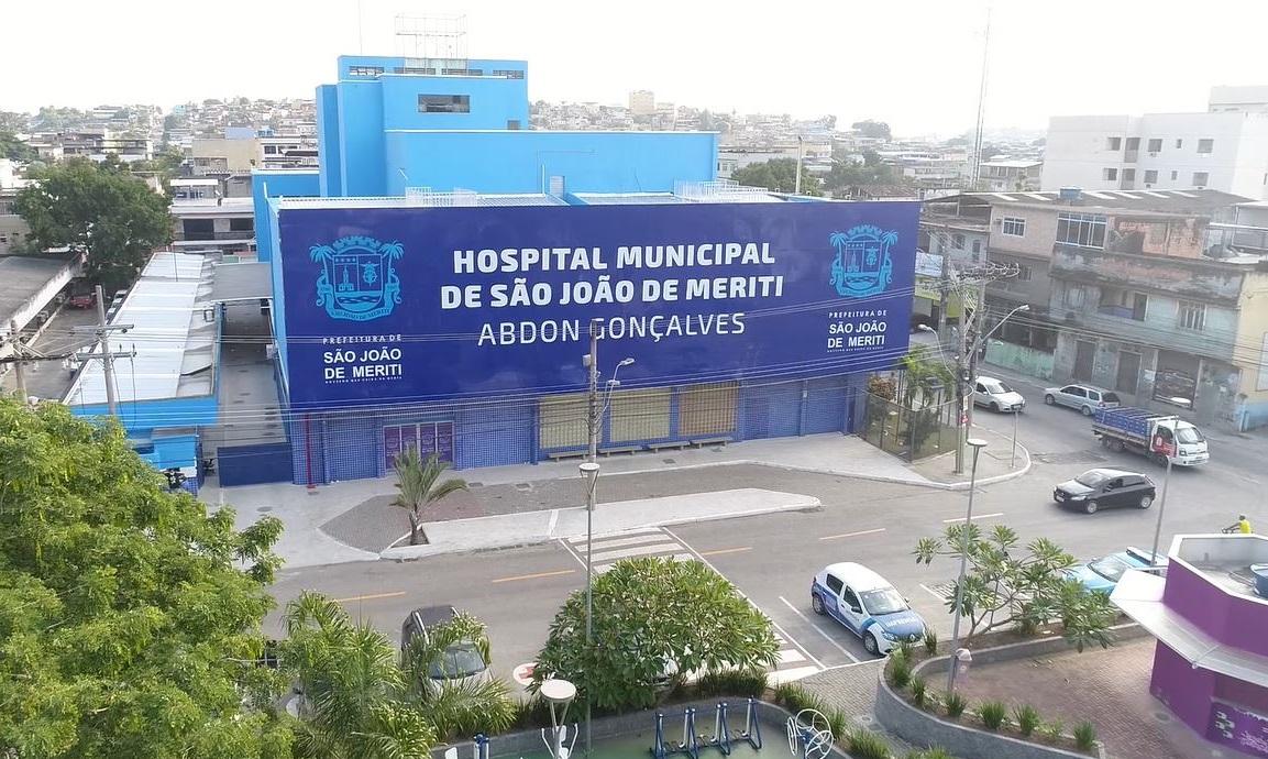 Meriti inaugura hospital exclusivo para pacientes da covid-19