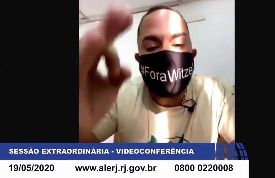 Bancada bolsonarista foi decisiva na derrubada de projeto de lei que autorizava decretação de isolamento total no Rio