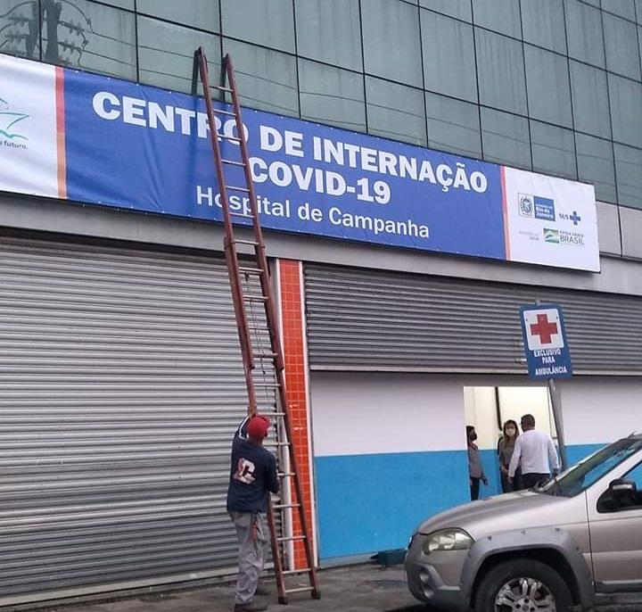 Prefeito de Itaguaí descobre um 'santo' para cobrir outro: em nome do coronavírus Charlinho fecha centro de especialidades