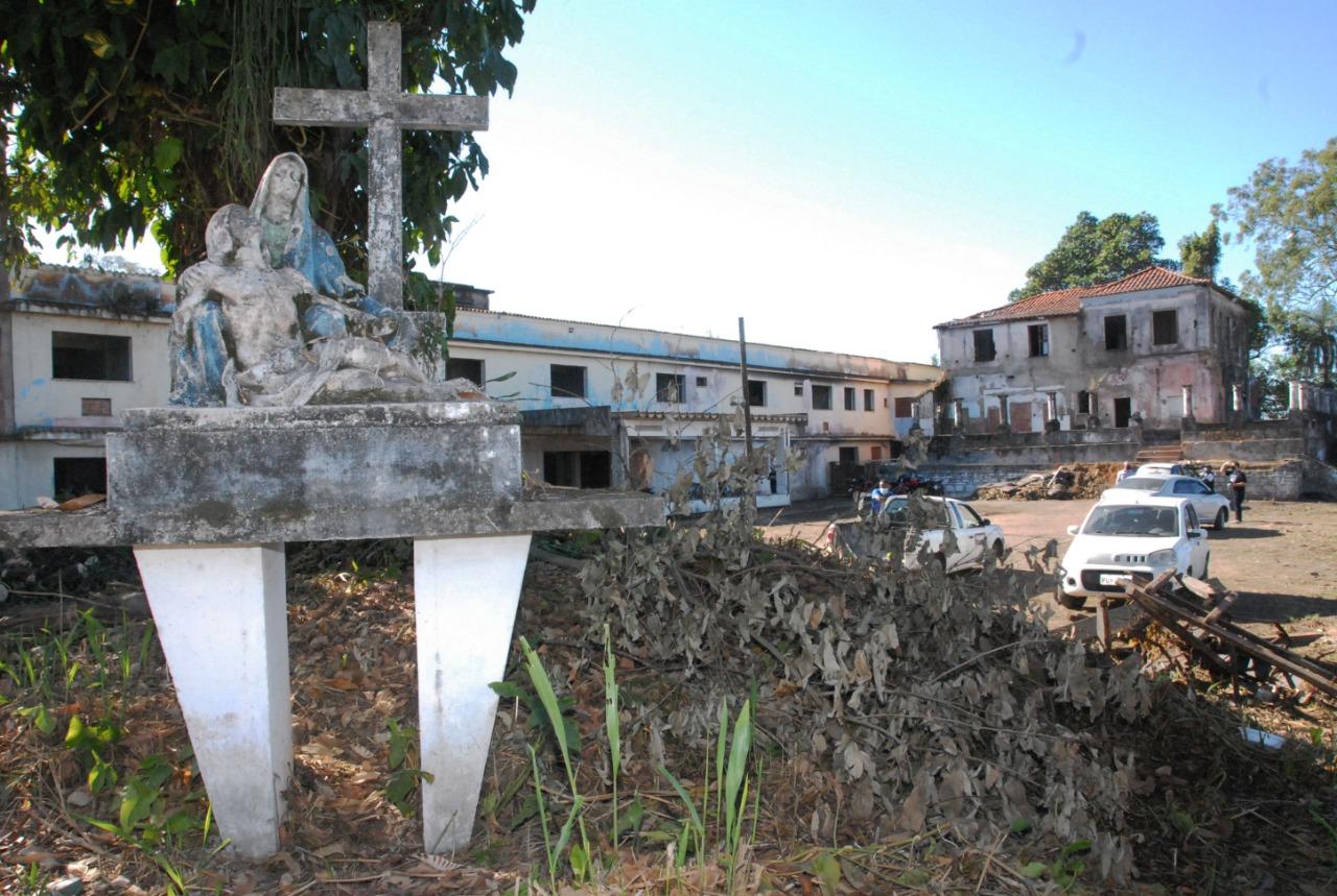 Resgatada agora como unidade pública casa de saúde histórica de Magé vai voltar a funcionar depois de uma década