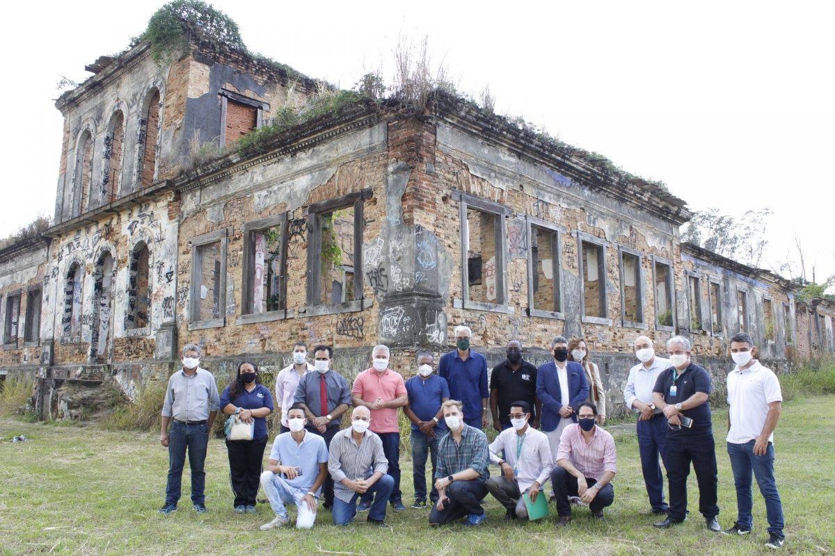 Prefeitura de Nova Iguaçu instaura projeto de revitalização da Fazenda São Bernardino e do sítio histórico de Iguassú Velho