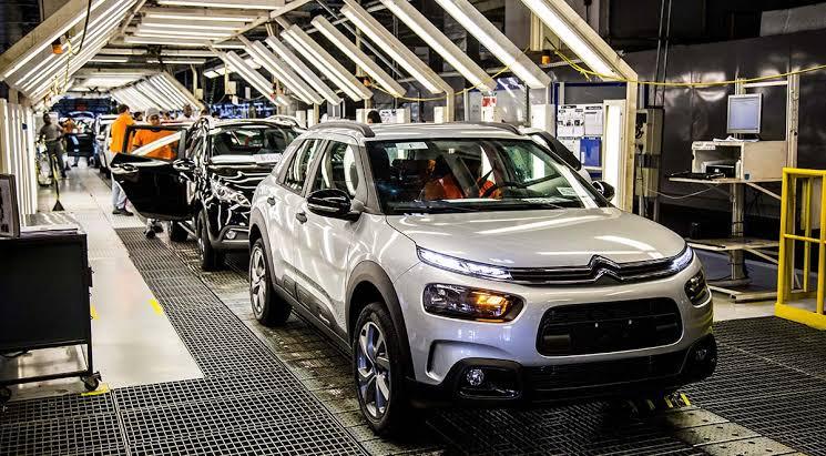 Produção industrial cresce 8,9% de maio para junho