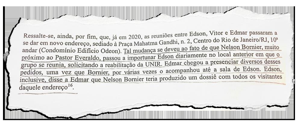 Exonerações a caminho do DO: suposto dossiê contra Máfia da Saúde a parte, Felipe Bornier é dado como certo no passaralho de amanhã