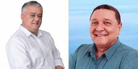 Silva Jardim: chapa apoiada pelo ex-prefeito das prisões e escândalos é formada por vereador e coronel da Polícia Militar