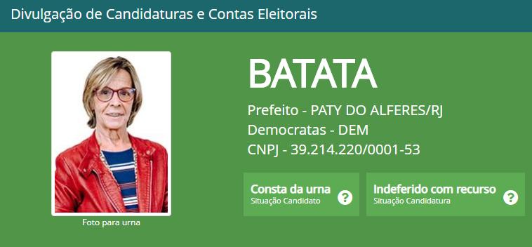 Sucessão em Paty do Alferes: Justiça veta Batata na disputa pela Prefeitura, mas ainda tem recurso tramitando no TRE