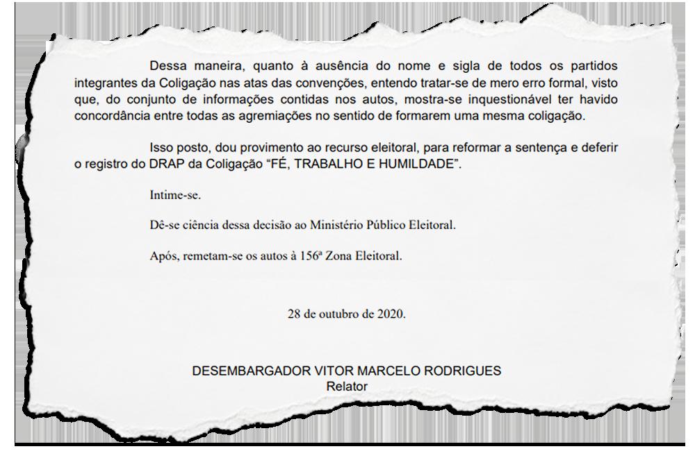 Decisão do TRE acaba com onda de boatos em Nova Iguaçu sobre candidatura do prefeito da cidade