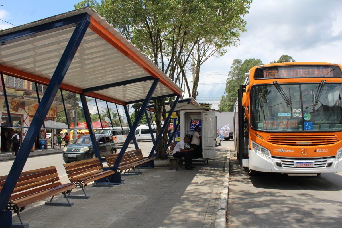 Nova Iguaçu inicia vistoria em frota de ônibus e micro-ônibus