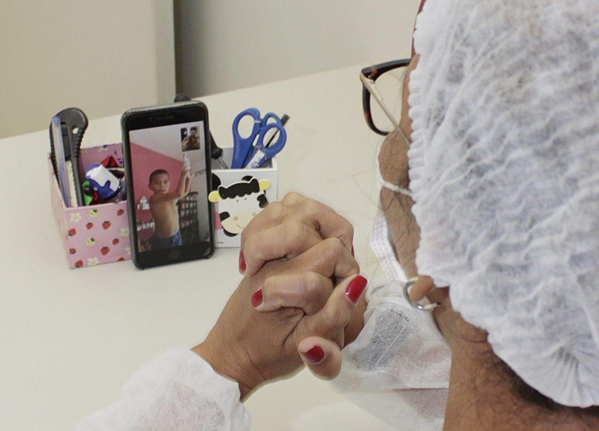 Nova Iguaçu: Centro de Atenção em Saúde Funcional promove atendimento à distância aos pacientes durante a pandemia