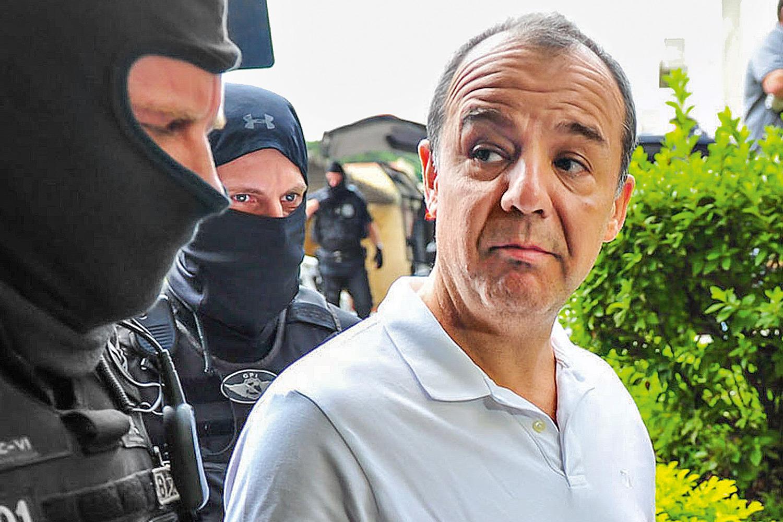 Em ação movida pelo MPF Justiça condena Sério Cabral e mais quatro por propinas de R$ 18 milhões em contratos do DER-RJ