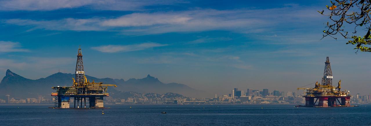 Rio reafirma protagonismo na produção de petróleo e gás no Brasil