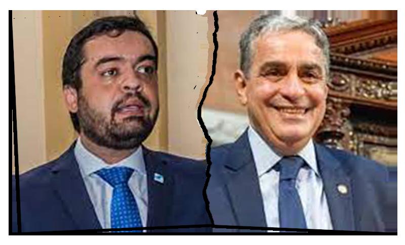 Racha político no Rio: Ceciliano rompe com Claudio Castro
