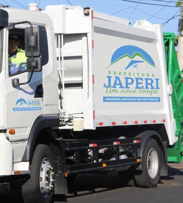 Japeri deverá licitar coleta de lixo em agosto: enquanto isso o serviço será prestado através de contratação emergencial
