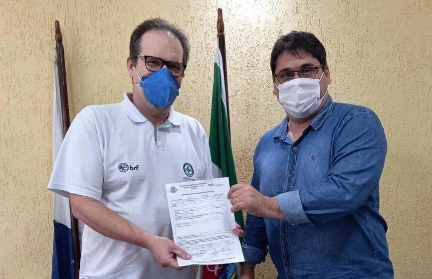 Dona das marcas Sadia e Perdigão esperou seis anos por alvará de funcionamento para poder operar em Seropédica: processo administrativo foi aberto em 2015 e só concluído ontem
