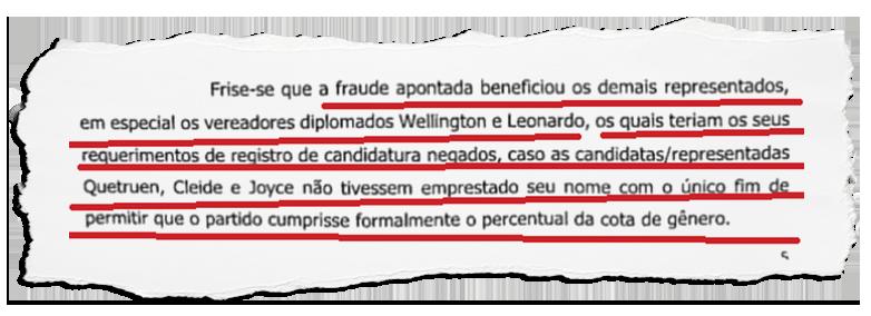Casimiro de Abreu: Ação por fraude eleitoral pode derrubar dois vereadores eleitos pelo PRTB