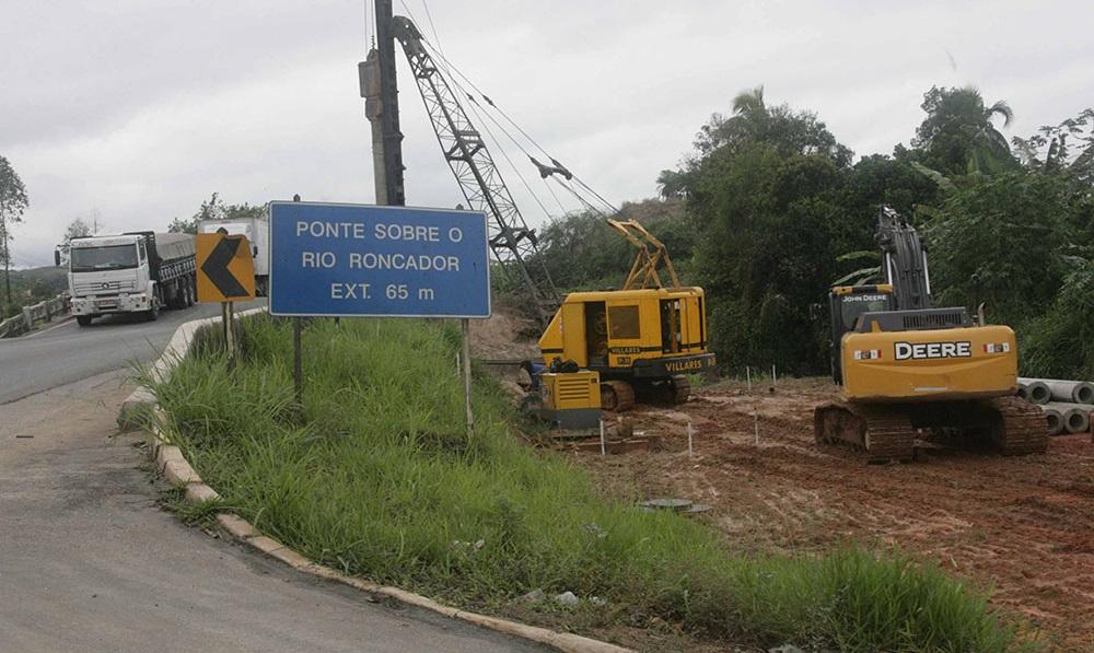 Ministro anuncia conclusão nas obras na BR-493, pedágio entre Itaboraí e Magé, além de cobrança também na subida da serra, em Guapimirim