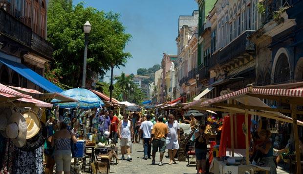 Rua do Lavradio se torna Patrimônio Imaterial do Estado do Rio
