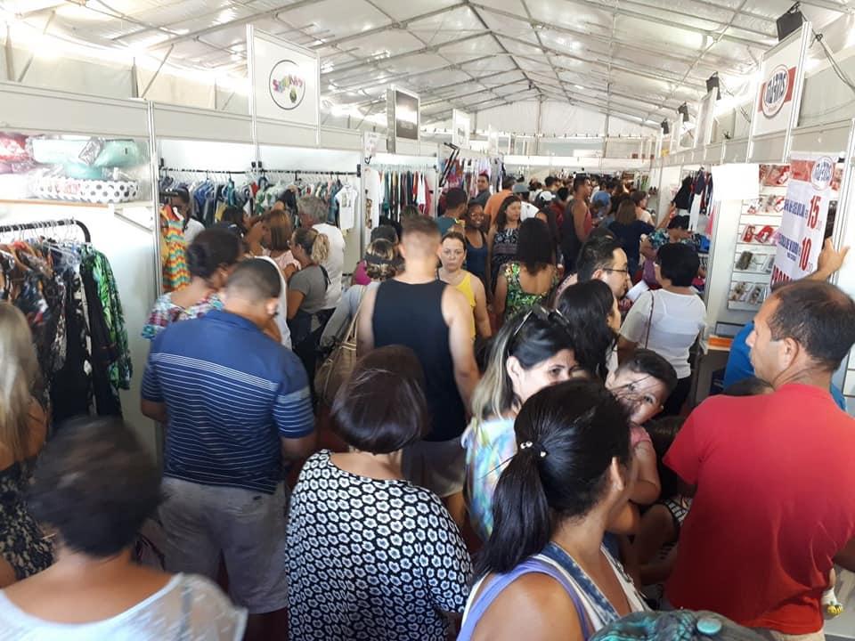 Rio das Ostras realiza a maior feira de multimarcas da Região dos Lagos com destaque para a sustentabilidade ambiental