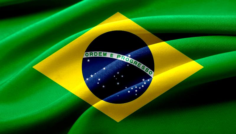 Porque o Brasil é de todos nós, e o verde e o amarelo também