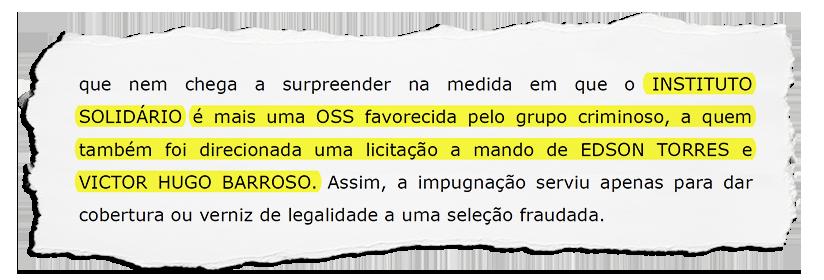 OS capixaba com filme queimado muda de nome e vai assinar dois contratos com a Saúde do Rio no total de R$ 350 milhões